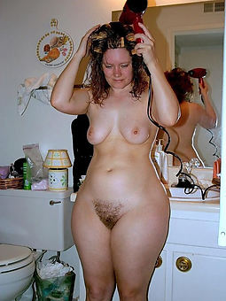 curvy hairy nude bush-leaguer