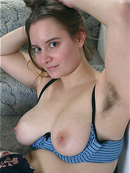 girl hairy armpits tumblr