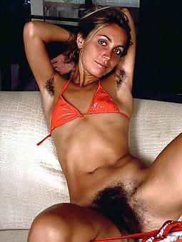 morose Bohemian hairy armpit porn