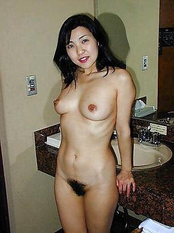 amature asian hairy granny