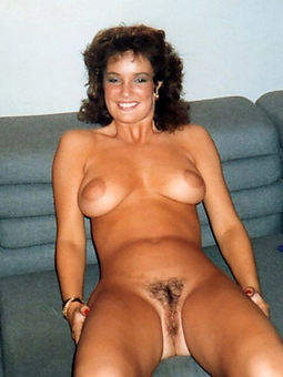 hairy subfusc milf stripping