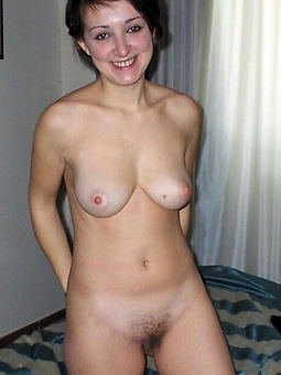 hairy brunette hot porn pics