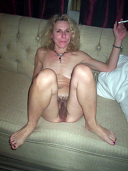 big hairy mature pussy tease