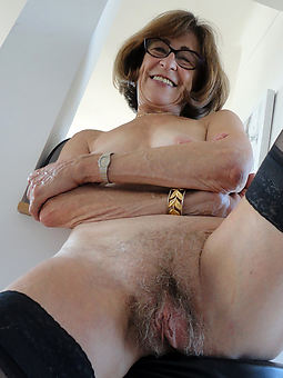 very hairy grannies positiveness or dare pics
