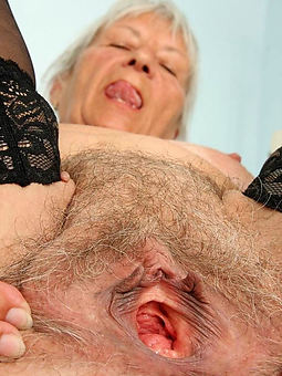 grannies with hairy pussies amature porn