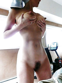 beautiful nude hairy