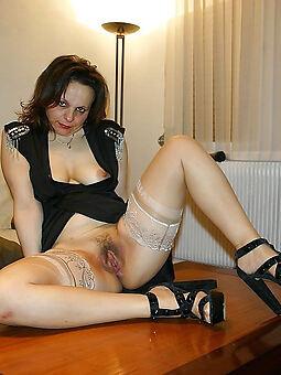hairy european women tease