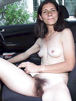 european hairy pussy with the addition of still sexy