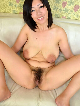 japanese hairy cunt tease