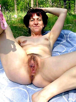 nice ex steady old-fashioned hairy pussy