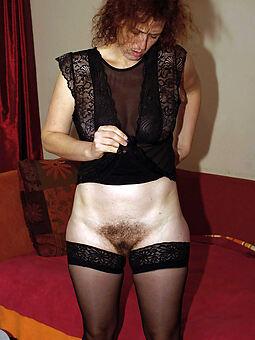 wild hairy house wife