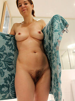 nude pictures of hairy housewife