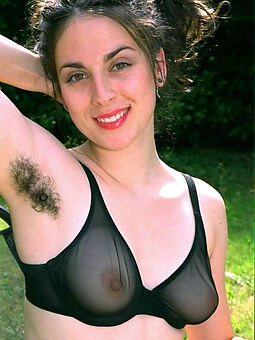 porn pictures of girl not far from hairy armpits