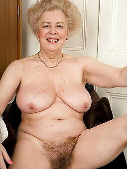 superb hairy granny porn pics