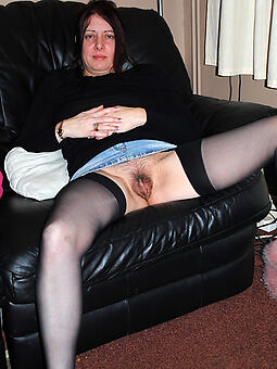 real hot perishable women in nylons stripping
