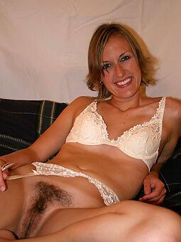 hot hairy girlfriends stripping