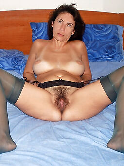hairy pussy and stockings porn tumblr