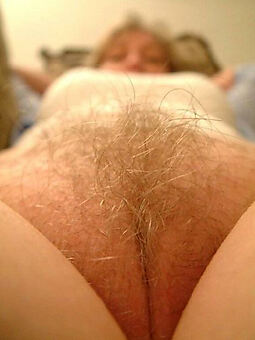 nude hairy blondes
