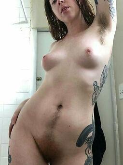 reality hairy armpits photo