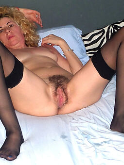 hot hairy matures