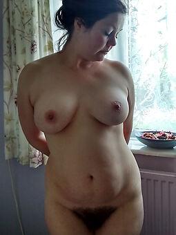 chubby hairy women