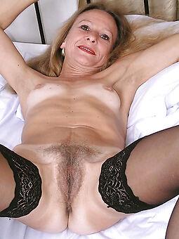 grey hairy vaginas stripping