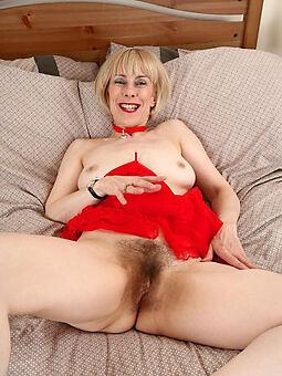 wanton blonde hairy bush
