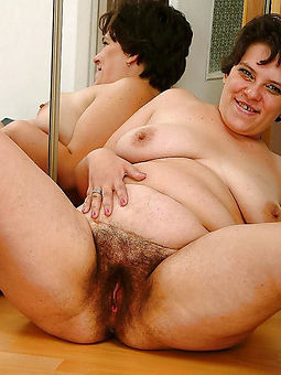 hairy fat lady