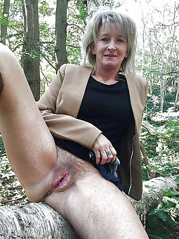 xxx granny queasy bush
