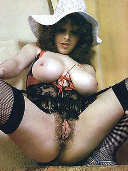 pretty hairy vintage erotica