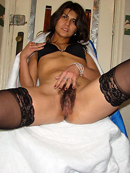 nylon hairy adult porn