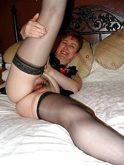 free pictures of nylon hairy