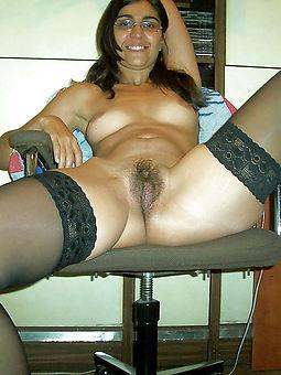 stockings hairy pics
