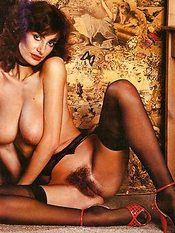 retro hairy pussies