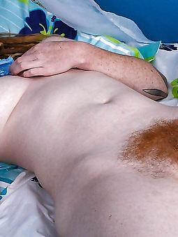 hot hairy redhead