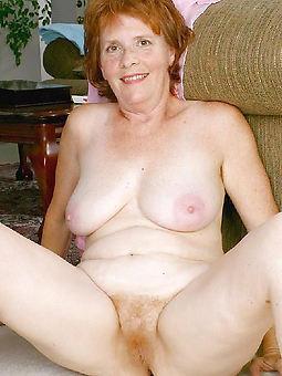 lovely hairy redheaded women