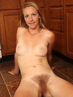 wild uncomplicated busty hairy