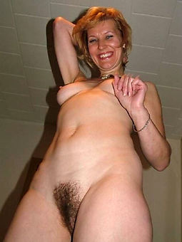 lovely hairy hot mother