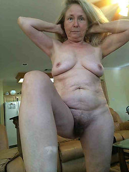 luring ancient old hairy pussy