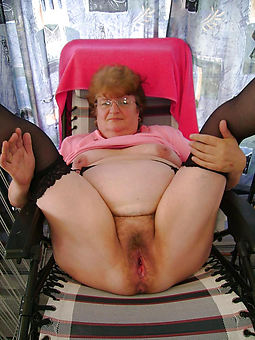 old women hairy pussies