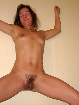 handsome small tits hairy bed out