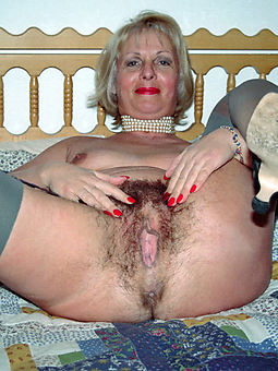 perfect hairy vagina mature